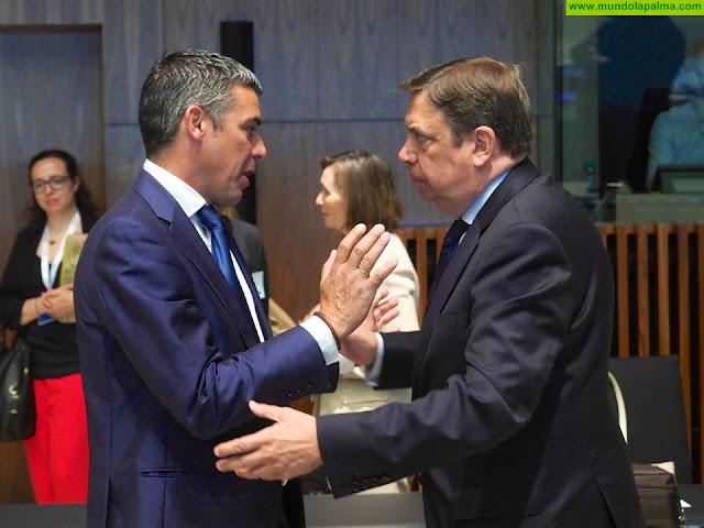Los intereses de Canarias se ven recogidos en la posición del Consejo de la UE sobre el FEMP adoptada hoy