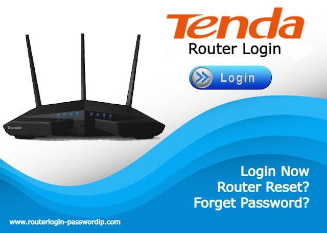 Tenda Wifi Router Login