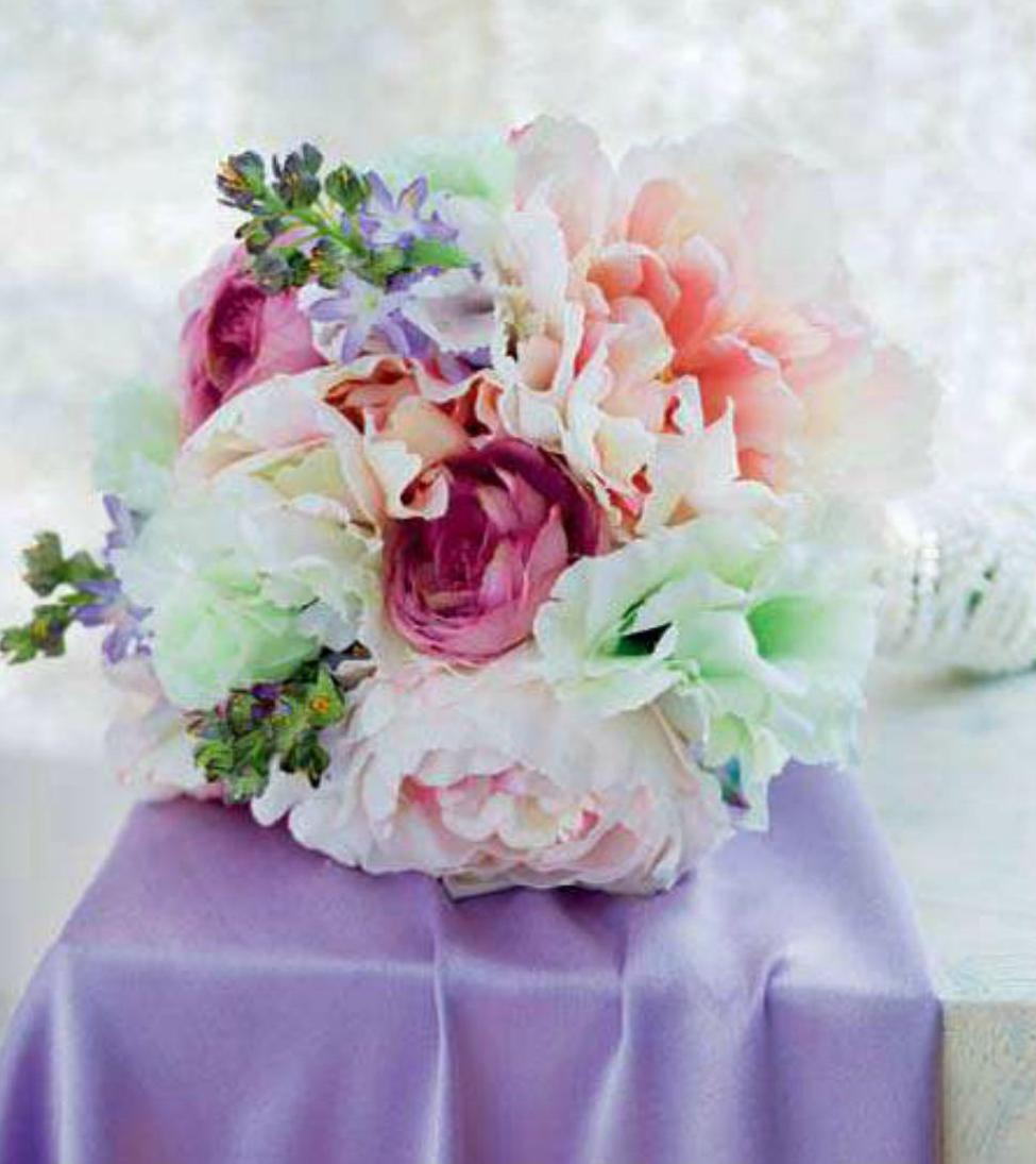 Spring Wedding Flowers Pictures: Wedding Invitations: Spring Bridal Bouquet