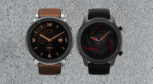 Amazfit GTR smartwatch with AMOLED display, 42mm launched for ¥799 in China