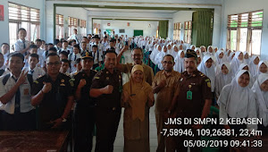 JMS Sambangi SMP 2 Kebasen