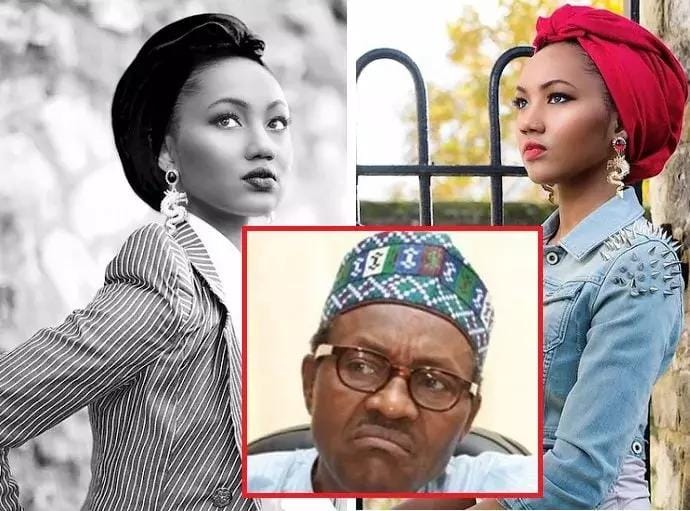 Amazing Facts Buhari's Daughter Zahra (Photos/Video)2
