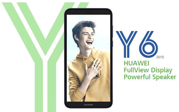 Huawei Y6 (2018) Specs, Price, Availability
