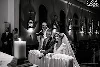 casamento com cerimonia na igreja nossa senhora das graças em canoas e recepcao e festa no blue moon em canoas com cerimonial de life eventos especiais