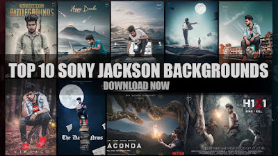 Sony Jackson background Download 2019