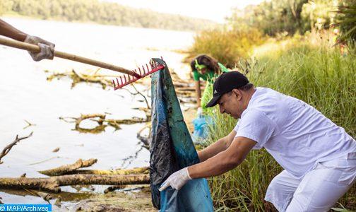بحيرة محمية سيدي بوغابة .. نفوق الأسماك يرجع أساسا إلى نقص الأوكسجين بمياه البحيرة