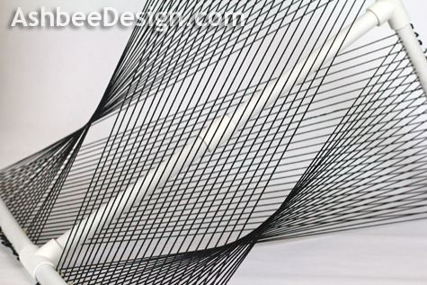 ashbee design string art sculpture tutorial. Black Bedroom Furniture Sets. Home Design Ideas