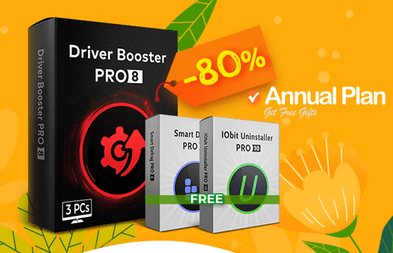 iObit Driver Booster 8 PRO Coupon and Discount