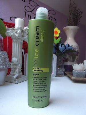 Inebrya Cleany šampón proti lupinám pre citlivú pokožku hlavy