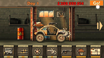 Download Free Game Earn To Die 2 (All Versions) Unlimited Money 100% Working and Tested for IOS and Android