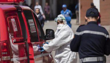 """عاجل.. تسجيل 570 حالة إصابة جديدة بفيروس """"كورونا"""" المستجد بالمغرب"""