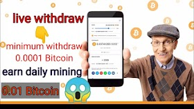 New Bitcoin Mining website 2020 Free Mining websites with 0.25btc payment proof