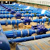 Series and parallel centrifugal pumps