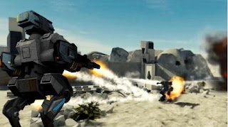 Download Mech Battle Mod Apk