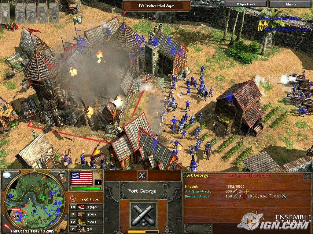 Age Of Empires versi 1 2 dan 3 Full