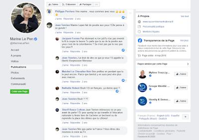 Le pédophile étalon Gabriel Matzneff soutient autant Jean-Marie Le Pen qu'Olivier Besancenot et vote Jean-Luc Mélenchon dans AC ! Brest