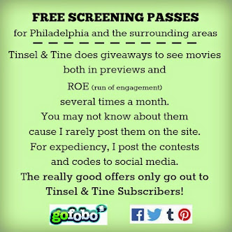 FREE SCREENING PASSES