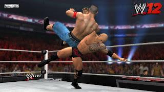 WWE 12 PC Game Screenshot 3