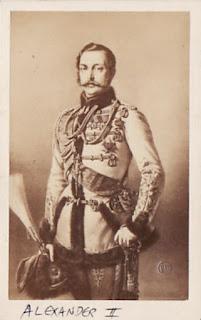 histoire russie empereur