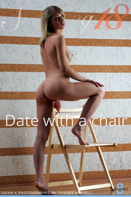 [Stunning18] Sasha K - Date With a Chair - Girlsdelta