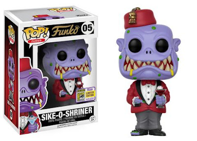 San Diego Comic-Con 2017 Exclusive Pop! & Dorbz Vinyl Figures by Funko
