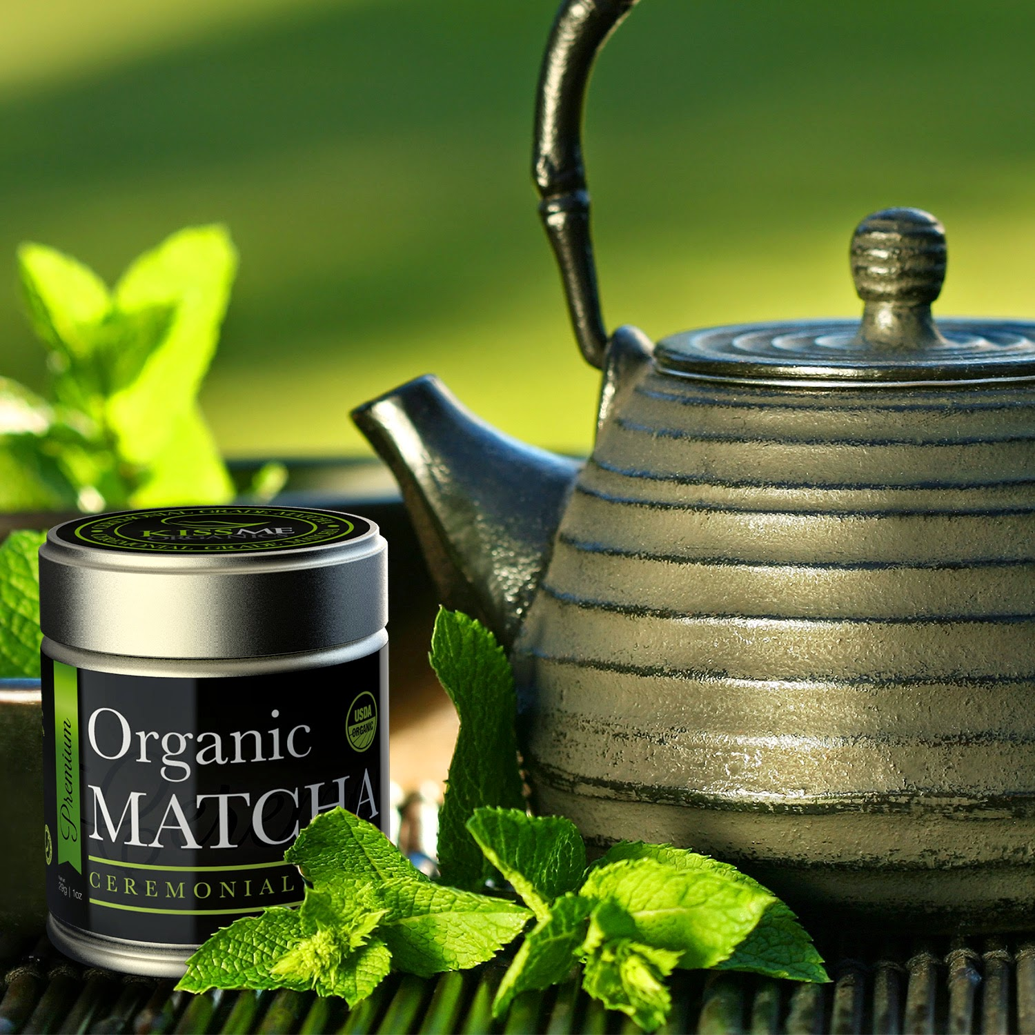 Organic Ceremonial Grade Green Tea Matcha Review