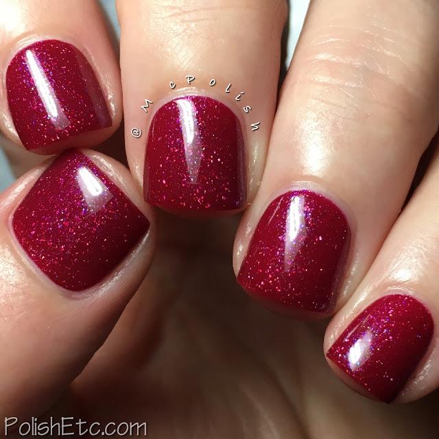 Ellagee - Holiday Sparklers Trio - McPolish - Glamorous