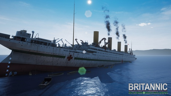 Free Download Britannic : Patroness of the Mediterranean