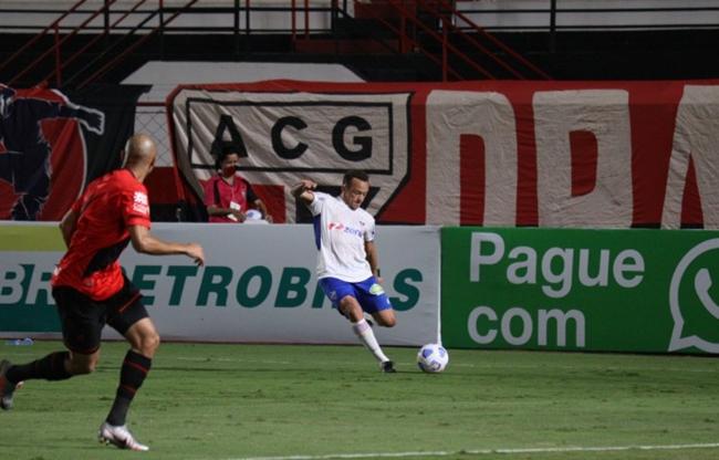 Empate com Atlético-GO mantém o Fortaleza na liderança do Brasileirão