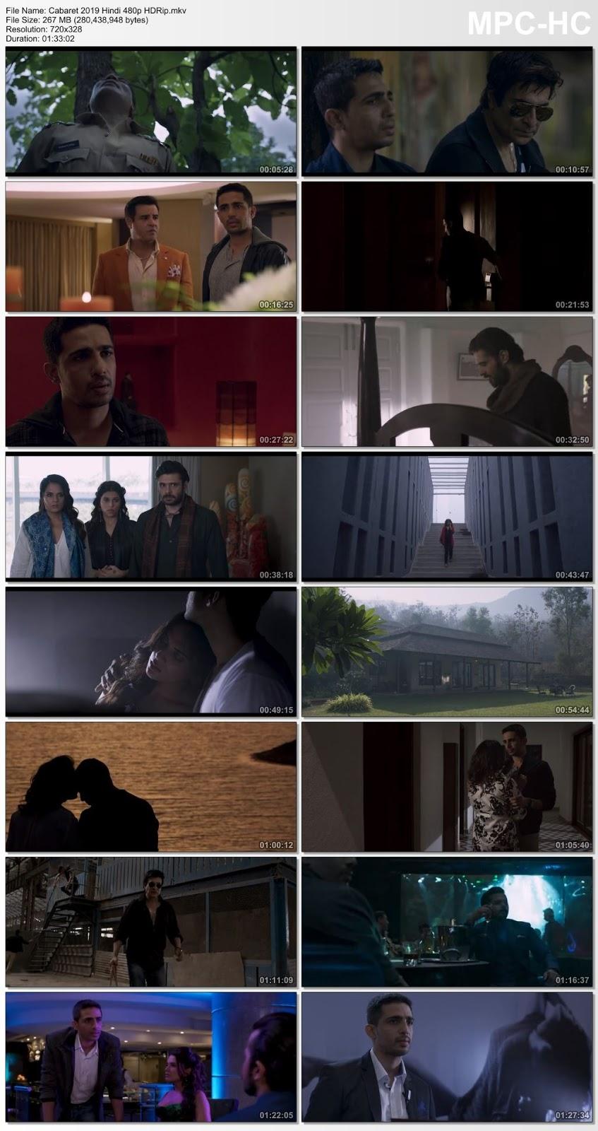 Cabaret 2019 Hindi 480p HDRip x264 – 250MB Desirehub