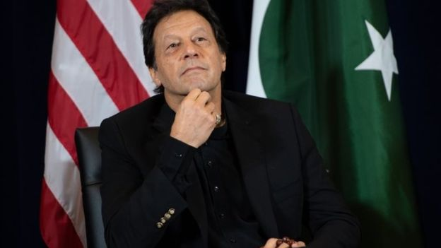 """Imran Khan's confession - Big Mistake supporting US after 9/11."""" against Taliban"""