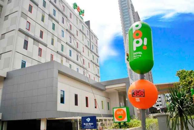 pop hotel jakarta selatan