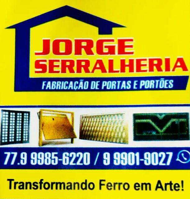 Jorge Serralheria em Tabua: Confira a qualidade dos serviços oferecidos e os nossos preços especiais pra você!!