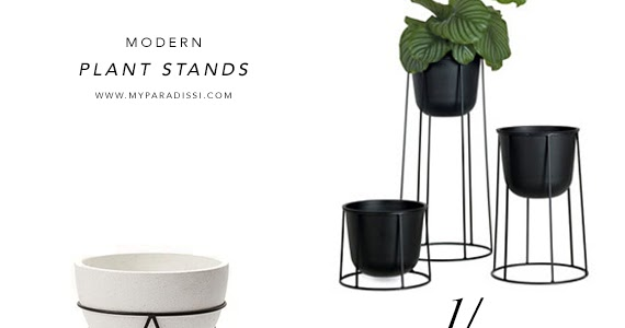 10 Best Modern Plant Stands My Paradissi
