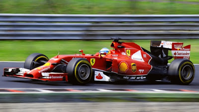 Physical and mental demands on a Formula One racer testify of the skill of the Master Engineer