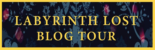 Labyrinth Lost Blog Tour Banner