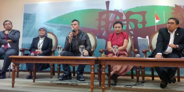 Ahmad Dhani: Saya Harap Ada 100 Orang kayak Fadli Zon di DPR