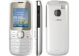 Spesifikasi Handphone Nokia C2-00