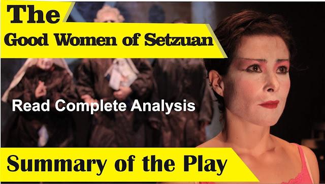 the good women of setzuan in hindi, the good women of setzuan