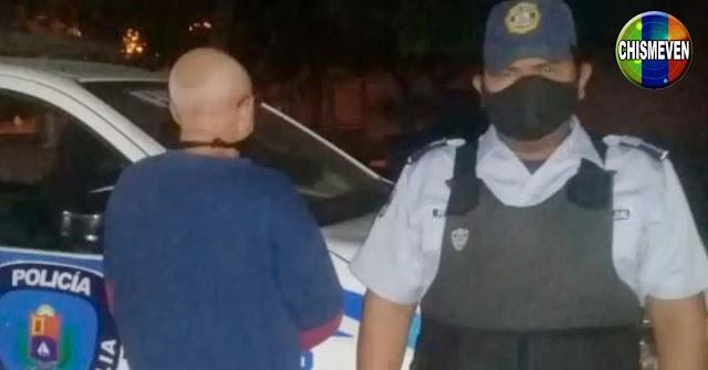Líder Comunal Chavista arrestado por abusar de una niña de 10 años en El Amparo