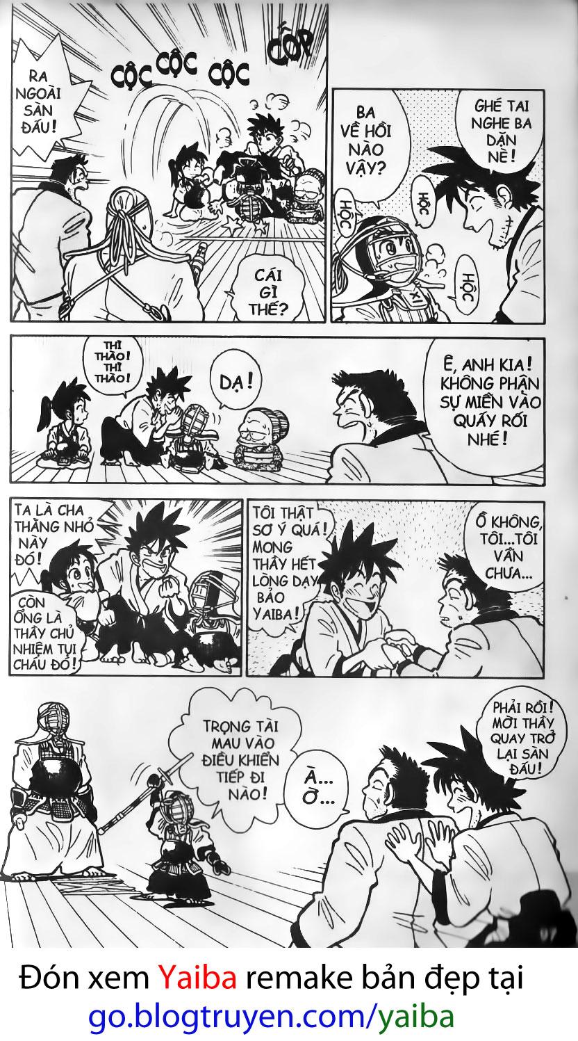 Yaiba chap 5 trang 12