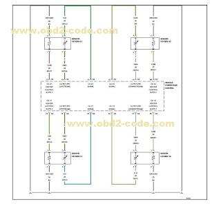 P0174 Fuel System Bank 2 Sensor 1 Lean