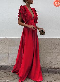 https://www.fashionmia.com/Products/deep-v-neck-plain-evening-dress-223512.html