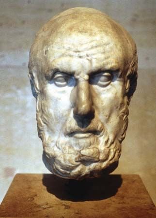 Hippocrates Father of Western medicine