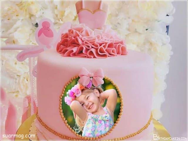 صور عيد ميلاد - تورتات عيد ميلاد للأطفال 18   Birthday Photos - Birthday Cake 18