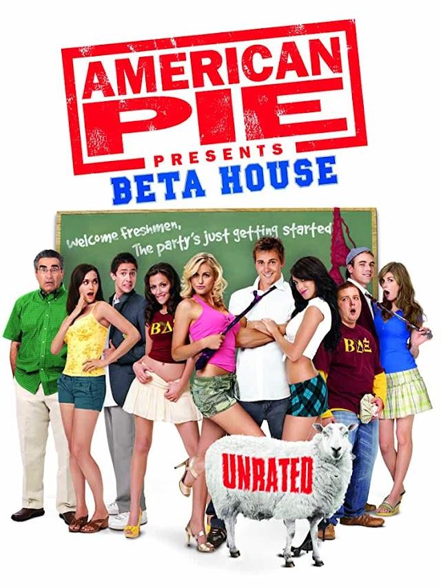 American Pie Presents Beta House 2007 TC Cut x264 720p Esub BluRay Dual Audio English Hindi GOPI SAHI\