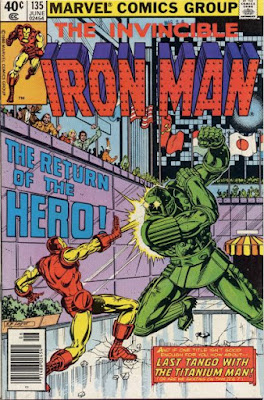 Iron Man #135, Titanium Man