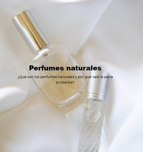 Spirosa Colonia y perfume natural