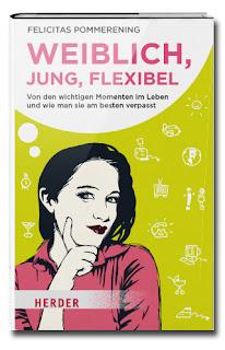 Buchverlosung Weiblich, jung, flexibel