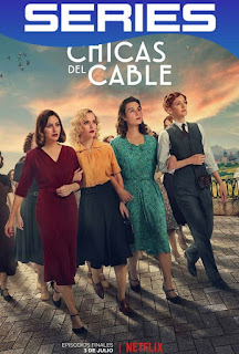 Las Chicas del Cable Temporada 5 Completa HD 1080p Castellano